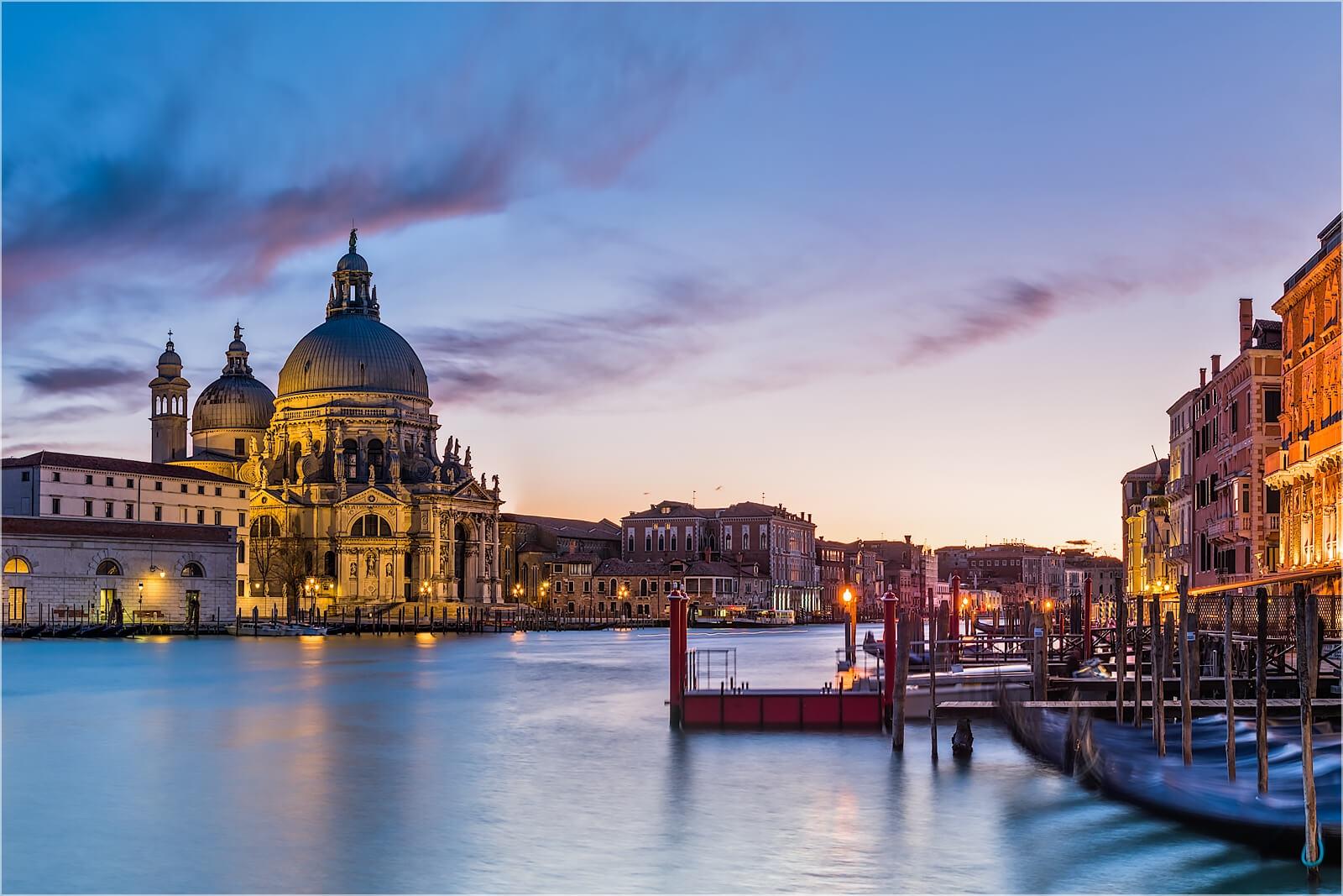Wanddeko Santa Maria della Salute Venedig