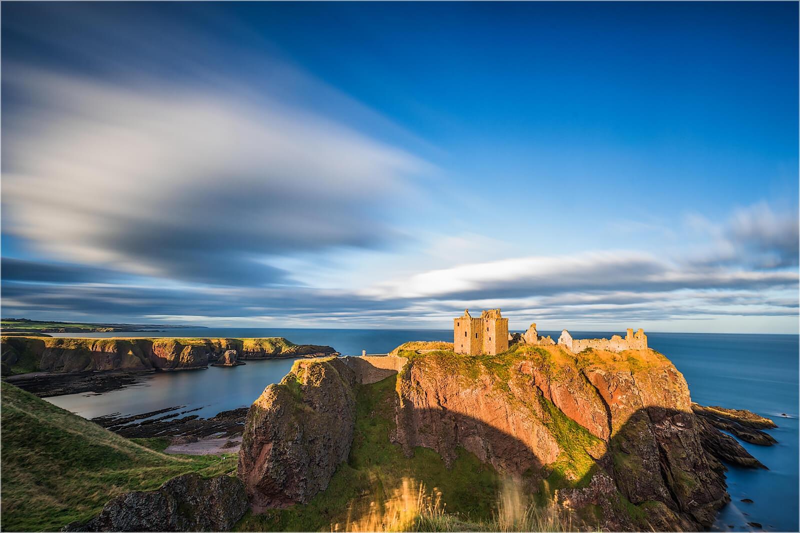 Wanddeko Dunnottar Castle Schottland