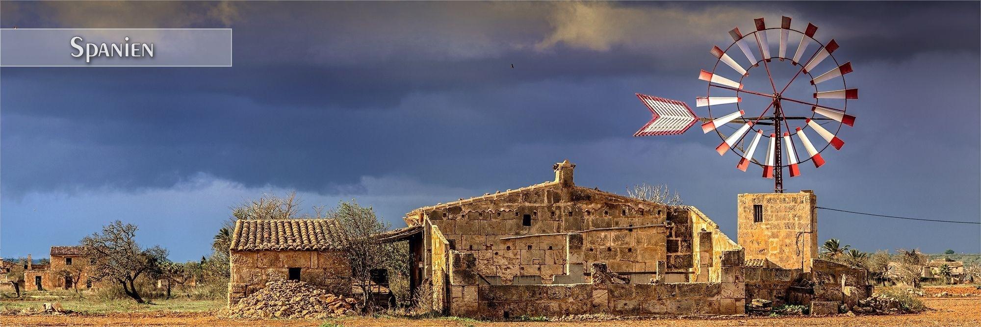 Bilder aus Spanien als Wandbild oder Küchenrückwand