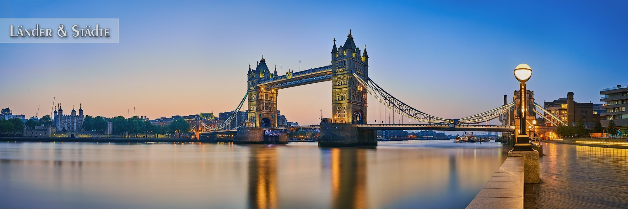 FineArt & Panoramafotografien von Ländern und Städten